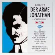 Carl Millöcker (1842-1899): Der arme Jonathan, 2 CDs