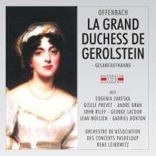 Jacques Offenbach (1819-1880): La Grande Duchesse de Gerolstein, 2 CDs
