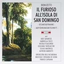 Gaetano Donizetti (1797-1848): Il Furioso all'Isola di San Domingo, 2 CDs