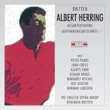 Benjamin Britten (1913-1976): Albert Herring, 2 CDs