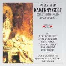 Alexander Dargomyschsky (1813-1869): Der steinerne Gast, 2 CDs