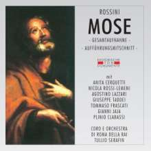 Gioacchino Rossini (1792-1868): Mose (Version von 1827), 2 CDs