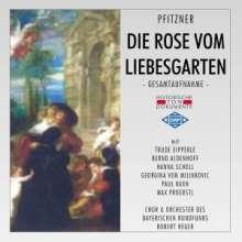 Hans Pfitzner (1869-1949): Die Rose vom Liebesgarten, 2 CDs