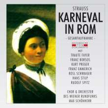 Johann Strauss II (1825-1899): Karneval in Rom, 2 CDs