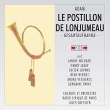 Adolphe Adam (1803-1856): Le Postillon de Lonjumeau, 2 CDs