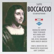 Franz von Suppe (1819-1895): Boccaccio (in dt. Spr.), 2 CDs