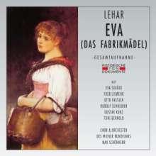 Franz Lehar (1870-1948): Eva, 2 CDs