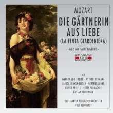 Wolfgang Amadeus Mozart (1756-1791): La Finta Giardiniera KV 196 (in deutscher Spr.), 2 CDs