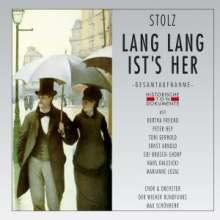 Robert Stolz (1880-1975): Lang lang ist's her, 2 CDs