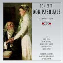 Gaetano Donizetti (1797-1848): Don Pasquale (in dt.Spr.), 2 CDs