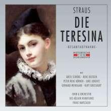 Oscar Straus (1870-1954): Die Teresina, 2 CDs