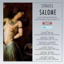 Richard Strauss (1864-1949): Salome (6 Gesamtaufnahmen mi MP3-Format), 2 MP3-CDs