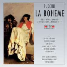 Giacomo Puccini (1858-1924): La Boheme (in dt.Spr.), 2 CDs
