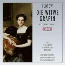 Friedrich von Flotow (1812-1883): Die Witwe Grapin (La Veuve Grapin), 2 CDs