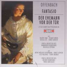Jacques Offenbach (1819-1880): Fantasio (in dt.Spr.), 2 CDs