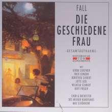 Leo Fall (1873-1925): Die geschiedene Frau, 2 CDs