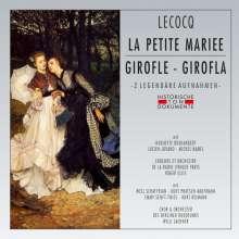 Charles Lecocq (1832-1918): La Petite Marie (gekürzte Aufnahme), 2 CDs
