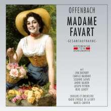 Jacques Offenbach (1819-1880): Madame Favart, 2 CDs