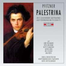 Hans Pfitzner (1869-1949): Palestrina (1. & 3.Akt), 2 CDs