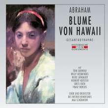 Paul Abraham (1892-1960): Die Blume von Hawaii, 2 CDs