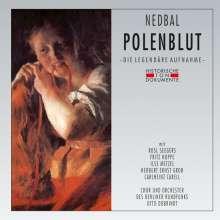 Oskar Nedbal (1874-1930): Polenblut, 2 CDs