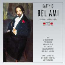 Rudolf Kattnig (1895-1955): Bel Ami, 2 CDs