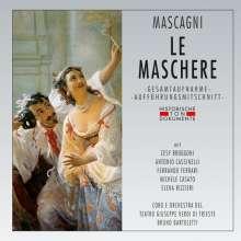 Pietro Mascagni (1863-1945): Le Maschere, 2 CDs