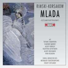 Nikolai Rimsky-Korssakoff (1844-1908): Mlada, 2 CDs