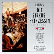 Emmerich Kalman (1882-1953): Die Zirkusprinzessin, 2 CDs