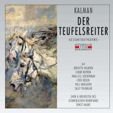 Emmerich Kalman (1882-1953): Der Teufelsreiter, 2 CDs