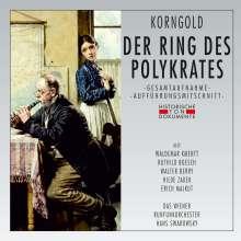 Erich Wolfgang Korngold (1897-1957): Der Ring des Polykrates, 2 CDs