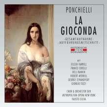 Amilcare Ponchielli (1834-1886): La Gioconda, 2 CDs