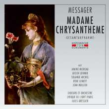 Andre Messager (1853-1929): Madame Chrysantheme, 2 CDs