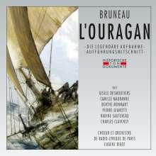 Alfred Bruneau (1857-1934): L'Ouragan, 2 CDs