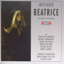 Andre Messager (1853-1929): Beatrice, 2 CDs