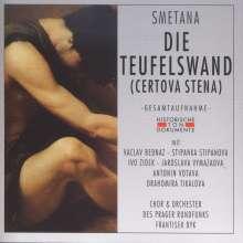 Bedrich Smetana (1824-1884): Die Teufelswand, 2 CDs