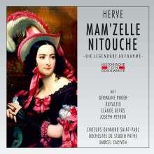 Florimond Herve (1825-1892): Mam'zelle Nitouche, 2 CDs
