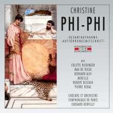 Henri Christine (1867-1941): Phi-Phi, 2 CDs
