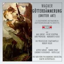 Richard Wagner (1813-1883): Götterdämmerung (3.Akt), 2 CDs