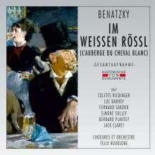 Ralph Benatzky (1884-1957): Im weissen Rössl (in französischer Sprache), 2 CDs