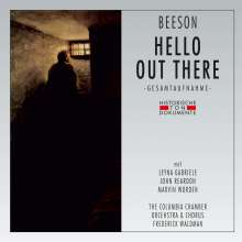 Jack Beeson (1921-2010): Hello Out There, 2 CDs