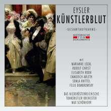 Edmund Eysler (1874-1949): Künstlerblut, 2 CDs