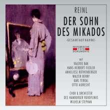 Franz Josef Reinl (1903-1977): Der Sohn des Mikados, 2 CDs