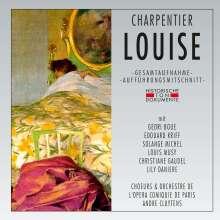 Gustave Charpentier (1860-1956): Louise, 2 CDs