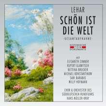 Franz Lehar (1870-1948): Schön ist die Welt, 2 CDs
