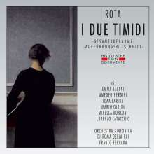 Nino Rota (1911-1979): I Due Timidi, 2 CDs
