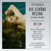 Jacques Offenbach (1819-1880): La belle Helene (in dt.Spr.), 2 CDs