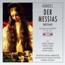 Georg Friedrich Händel (1685-1759): Der Messias, 3 CDs