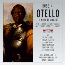 Gioacchino Rossini (1792-1868): Otello, 2 CDs
