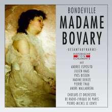 Emmanuel Bondeville (1898-1987): Madame Bovary, 2 CDs